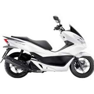 Honda New PCX150 D/P $500 or $0 With out insurance (Terms and conditions apply. Pls call 67468582 De Xing Motor Pte Ltd Blk 3006 Ubi Road 1 #01-356 S 408700.