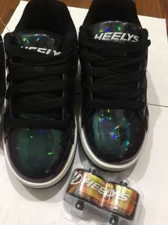 Heelys - Split Hologram