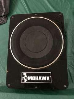 Mohawk underseat woofer