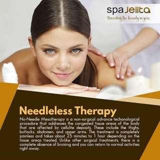 Needleless Therapy