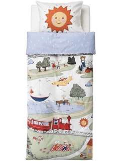 Quilt cover and pillowcase