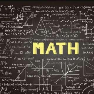 數學經驗導師