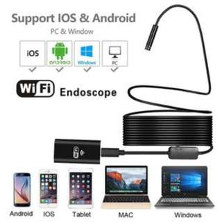 Wi-Fi ENDOSCOPE HD 720P