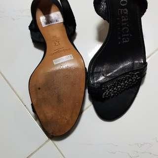 Pedro Garcia Swarovski Heels