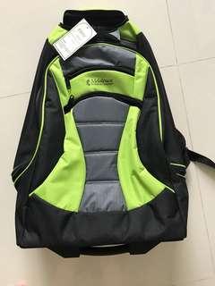 Melaleuca Backpack with wheels