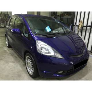 096/03-12/03/2018 HONDA JAZZ (2ND GEN) ONLY $195.00 ( PLATE WELCOME)