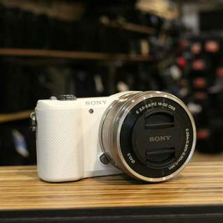 kredit kamera mirorless sony alpha 5000 promo 0% termurah sebandung