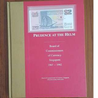 Prudence at the Helm Commemorative BCCS, Original UNC. $2 Ship