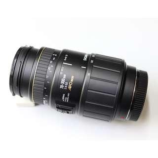 Sigma 70-300mm f/4-5.6 APO Macro lens for Minolta/Sony A-mount