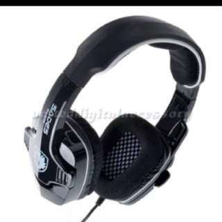 SA922 Gaming Headphone