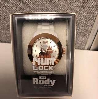 Rody 限定白色手錶