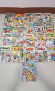 Archie comic books sale!!