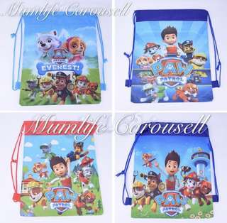 Paw Patrol Goodie Bag