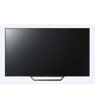 Used Sony 40-inch KDL-40W65D Full-HD smart led TV with one and a half years warranty for sale