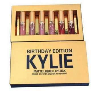 KYLIE Birthday Edition shipping only
