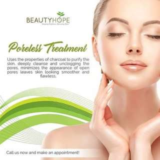 Poreless Treatment