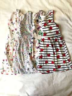 H&M Girls Dresses