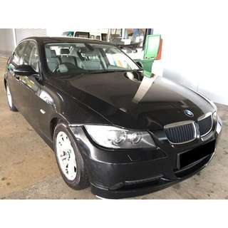09/03-12/03/2018 BMW 320 ONLY $300.00 ( P PLATE WELCOME)
