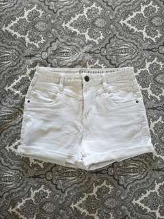 Cotton On High Rise Denim Shorts