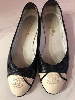 Chanel classic flat 平底鞋