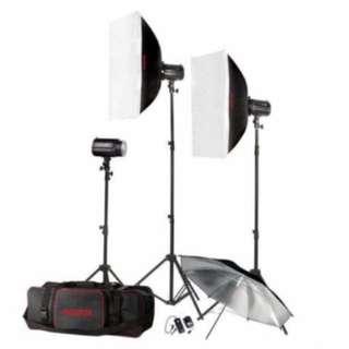 Godox HB160-B Studio Flash Strobe Flash Kit