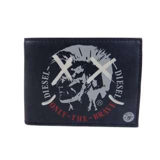 Diesel Men Wallet (100% Original / REAL) 現貨goods in stock  X01254-PR795-H2691  深藍/紅色 Navy/Red
