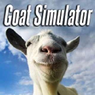 Goat Simulator Steam Game Key Coffee Stain Studios