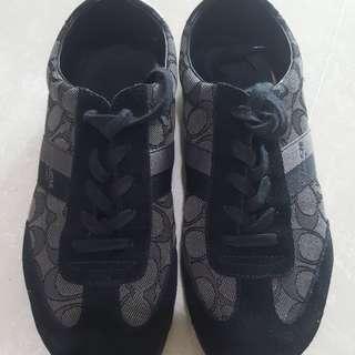 Coach_shoes_black