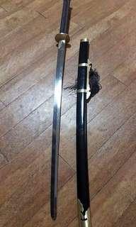 楊式太極刀(單鋒劍)