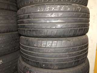 225/55R17 Used Tyres