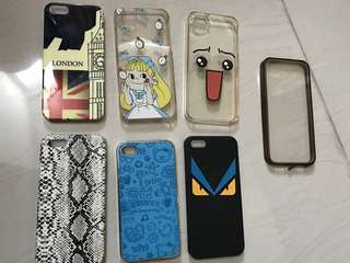 7 soft case iphone 5/5s