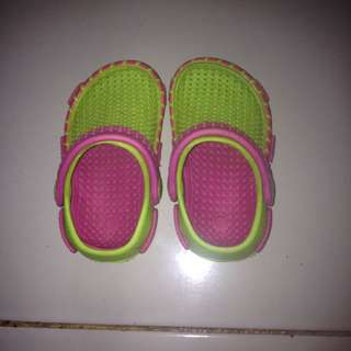 Sepatu sandal anak no. 20 usia 1-2th