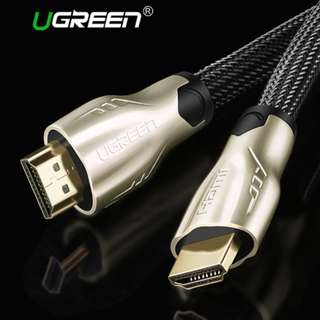 Ugreen HDMI Cable 2.0 4K 1080P HDMI to HDMI