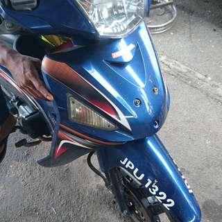 Honda wave dx 110
