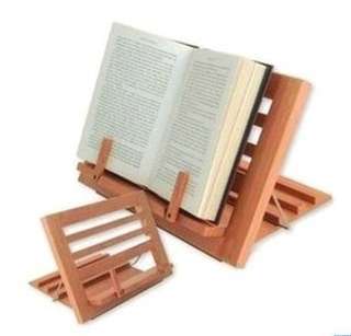 Brand New Good Quality Wooden Book/Laptop Stand