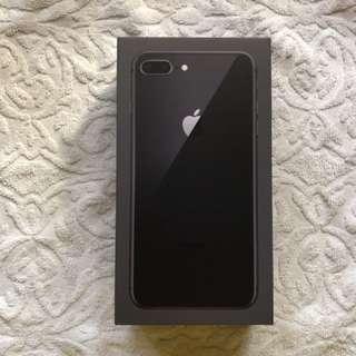 IPhone 8 plus Brand new Spcegray