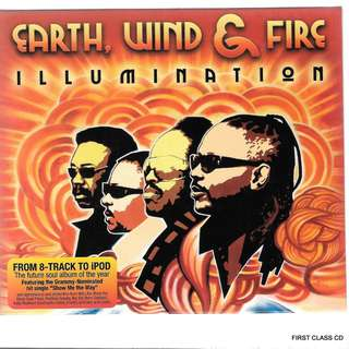 MY PRELOVED CD - EARTH WIND & FIRE - ILLUMINATION/FREE DELIVERY (F7F))