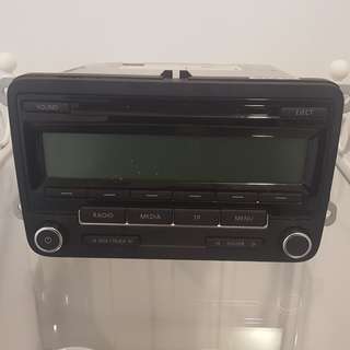 Volkswagen RCS 310 CD Player Radio