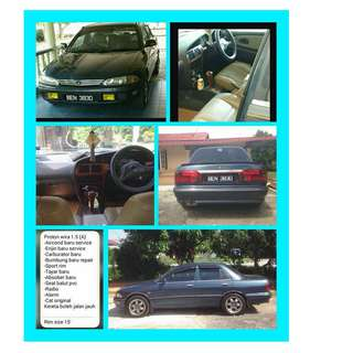 Wira 1.5A 1995 tip top condition