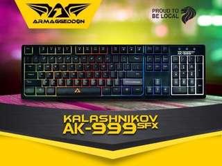 Armaggeddon AK-999SFX