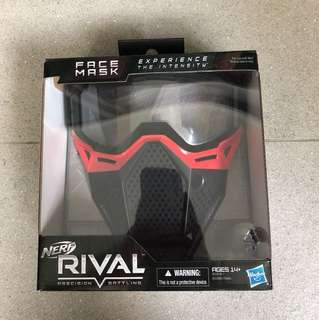 Nerf Rival Mask (Red)