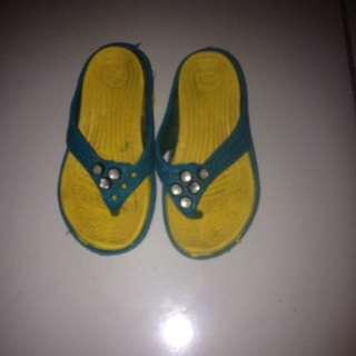 Sandal anak perempuan no. 21, usia 1-2th