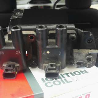 Ignition Coil pulg hyundai matrix