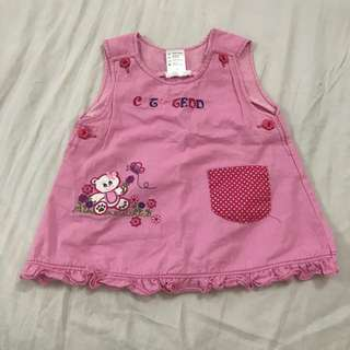 Tenderly Baby Sleeveless dress