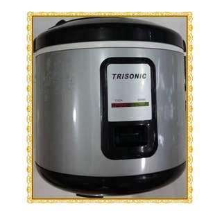 Rice Cooker Magic com Trisonic Besar Ukuran 1.5 Liter Like Miyako