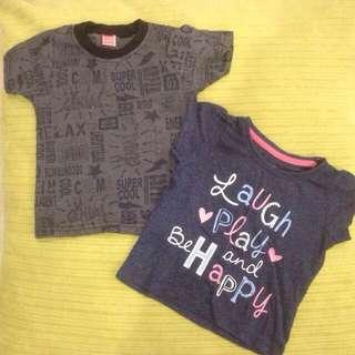 Girl's Tshirts