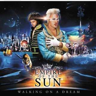 [Clear Vinyl] Empire of the Sun - Walking On A Dream