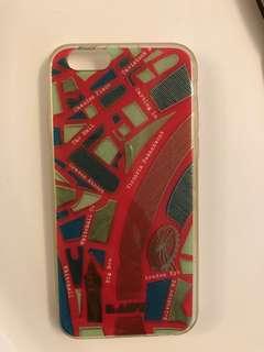 LAUT NOMAD London iPhone 6 case