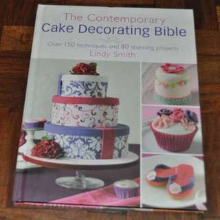 Cake Decorating Bible