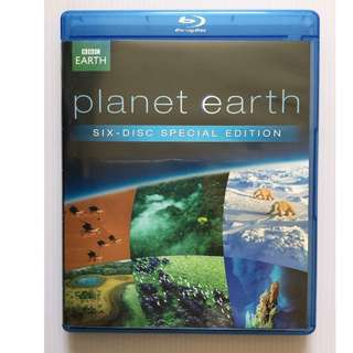 🆕 Planet Earth Blu Ray (Six-Disc Special Edition)